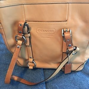 Small Coach Bag, used but in good condition